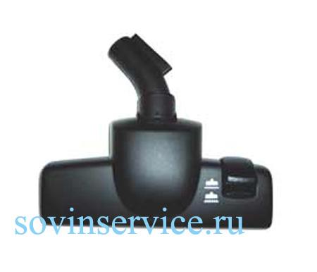4055016945 - Щетка для пола, с парковкой (черная) 32мм к пылесосам AEG, Electrolux