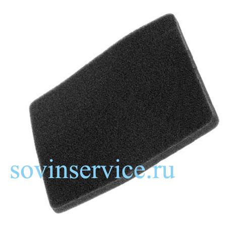 1180215012 - Фильтр выходного воздуха, губчатый  к пылесосам Electrolux и AEG