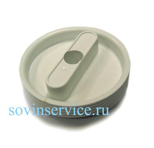 1240086163 - Крышка фильтра сливной воды к стиральной машине Electrolux, Zanussi, AEG