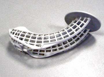 1240088029 - Фильтр сливной воды к стиральной машине Electrolux, Zanussi