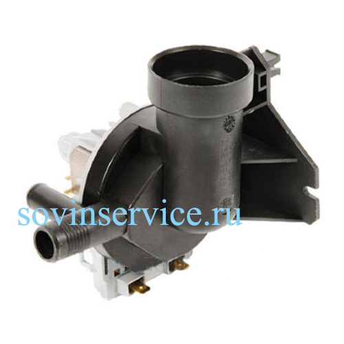 1240794402 - Помпа (насос) рециркуляционная стиральных машин Electrolux, AEG, Zanussi