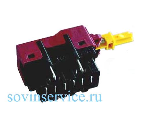 1249271402 - Выключатель сетевой к стиральным машинам AEG, Electrolux, Zanussi