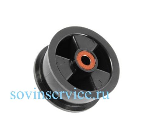 1250125034 - Ролик натяжной к сушильным машинам AEG, Electrolux, Zanussi
