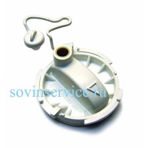 1323823029 - Крышка фильтра воды на сливе к стиральным машианам Electrolux