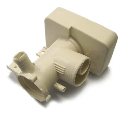 1325318408 - Корпус фильтра воды на сливе к стиральным машианам Electrolux и Zanussi