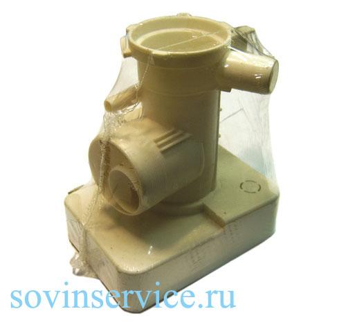 1327146229 - Корпус помпы стиральных машин Electrolux, Zanussi