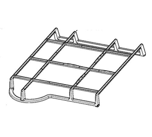 140012933010 - Решетка чугунная правая (большая) к газовым плитам Electrolux