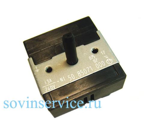 140013340017 - Регулятор мощности 2 цепи к электроплите AEG, Electrolux, Zanussi