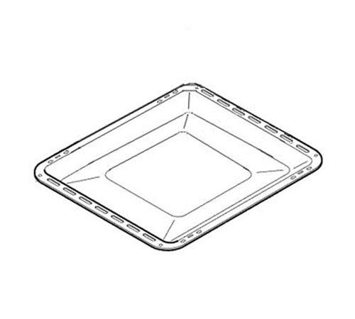 140020490029 - Противень 466x385x22 (мелкий) к духовым шкафам AEG, Electrolux, Zanussi, IKEA