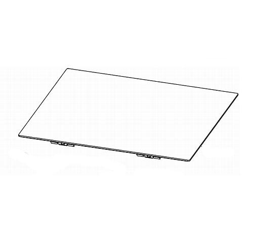 140021169010 - Cтеклокерамическое покрытие 590X520MM к варочным поверхностям Ikea SMAKLIG