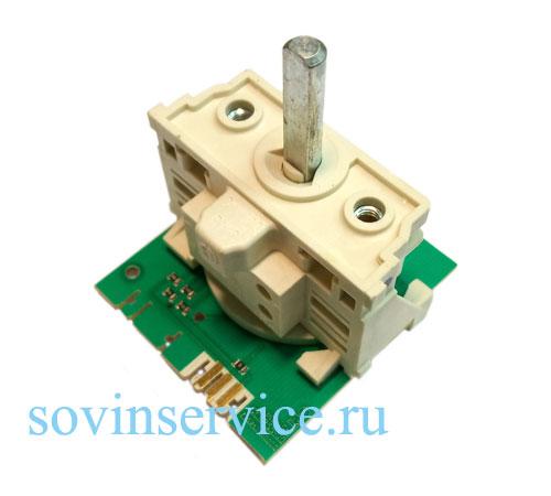 140021901016 - Селектор 3+0 к духовкам с функцией СВЧ Ikea и Zanussi