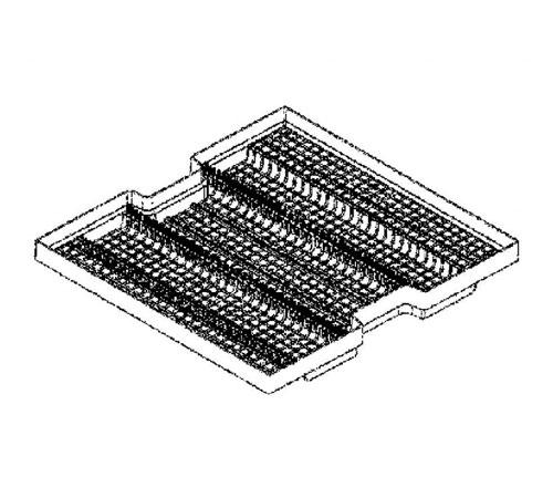 140028992018 - Корзина для столовых приборов к посудомоечным машинам AEG, Electrolux, Zanussi, Ikea