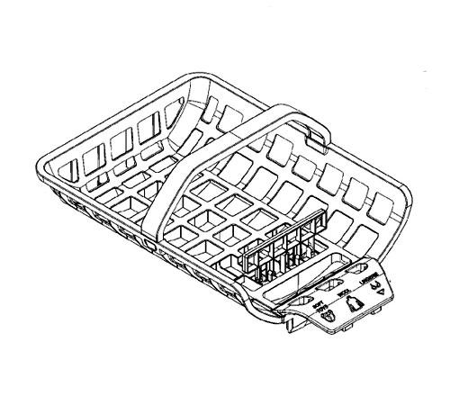 140049509023 - Корзина для сушки обуви к сушильным машинам Electrolux и AEG
