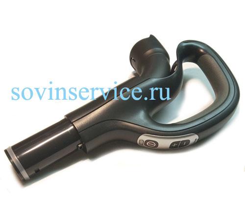 140122475266 - Ручка шланга к пылесосам Electrolux USDELUX58, ZUF4303REM, ZUSDELUX58