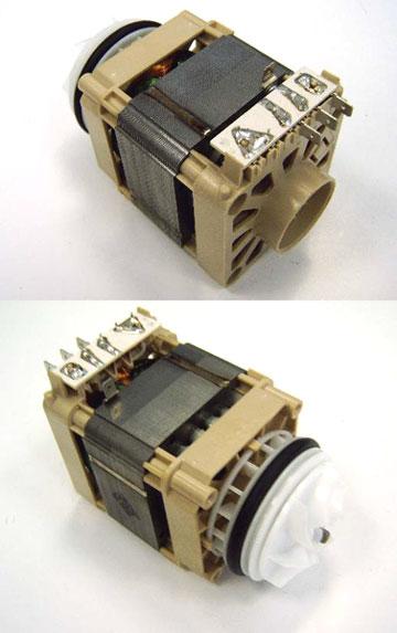 4055025342 - Насос ( помпа ) рециркуляционный к посудомоечной машине Electrolux