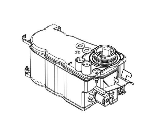 1561247204 - Бункер для соли к посудомоечным машинам AEG, Electrolux, Zanussi, Ikea