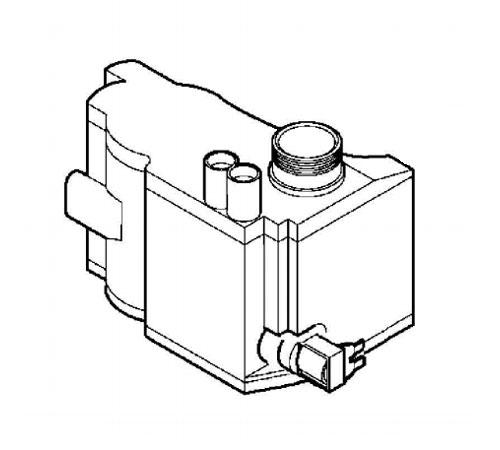 1561611011 - Бункер для соли к посудомоечным машинам AEG, Electrolux, Zanussi, Ikea