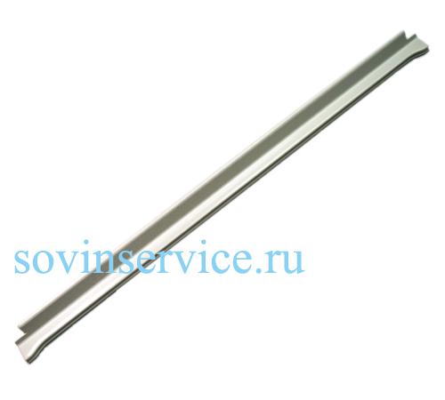 2056368018 - Накладка декоративная, задняя на стеклянную полку к холодильникам Electrolux, Zanussi, AEG