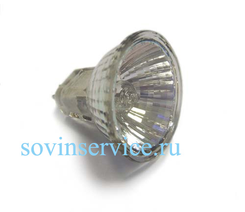 2086021017 - Лампа галогеновая, 20W, GU4 к холодильникам Electrolux