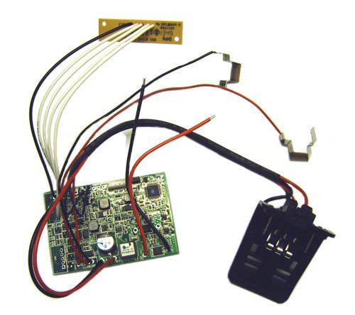 2198232197 - Пата электронная 25 2 В к ручным пылесосам AEG, Electrolux ZB501...