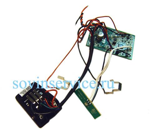 2198232403 - Плата электронная 24V к беспроводным пылесосам Electolux и AEG