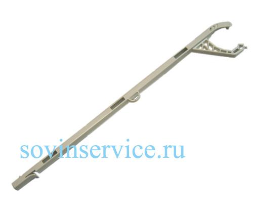 2231123049 - Окантовка - направляющая левая к стеклянным полкам холодильников Electrolux, AEG, Zanussi, Ikea
