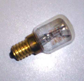 2260114075 - Лампа 15W к холодильникам Electrolux, Zanussi