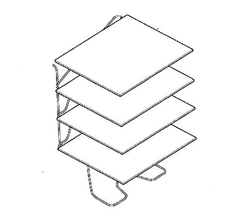 2266722053 - Испаритель к морозильникам AEG, Electrolux, Zanussi, Ikea