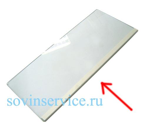 2342807720 - Окантовка стеклянной полки над овощным ящиком передняя к холодильникам Zanussi