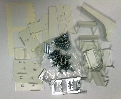 2367134091 - Комплект установочный к встроенным холодильникам Electrolux и AEG
