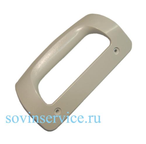 2425193196 - Ручка двери белая к холодильникам Electrolux, Zanussi