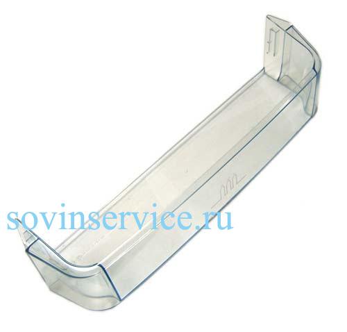 2425319023 полка боковая для бутылок к холодильникам electro.