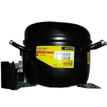 2425355035 - Компрессор  TLES5 7KK3 к холодильникам Electrolux (Электролюкс)