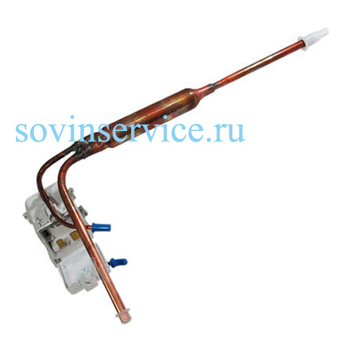 2425688013 - Клапан электромагнитный - фильтр к холодильникам Electrolux, Zanussi, AEG