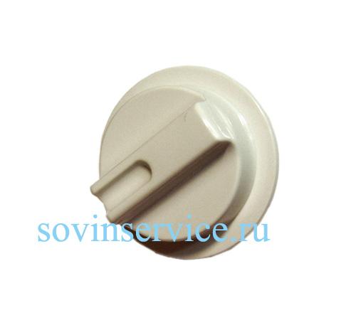 2426198012 - Ручка термостата (белая) к холодильникам Electrolux