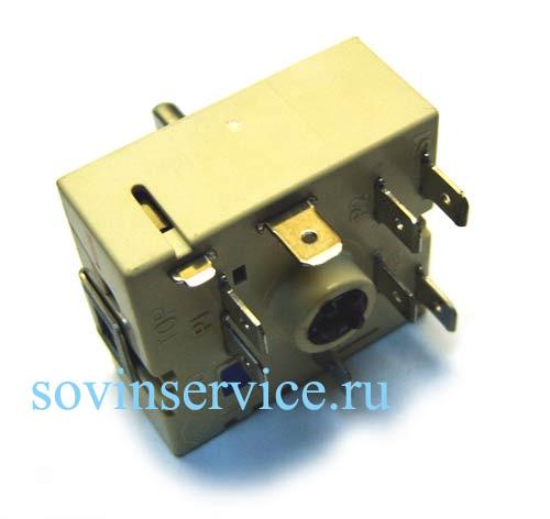 3051706236 - Регулятор мощности 2 цепи к электроплите AEG, Electrolux, Zanussi