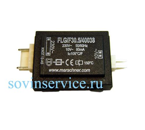 3427677020 - Трансформатор таймера к газовым плитам Electrolux EKG513, EKG541, EKG603, EKG954