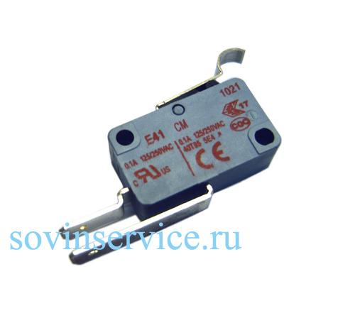 3494190014 - Микровыключатель двери духовок Electrolux, Zanussi, AEG