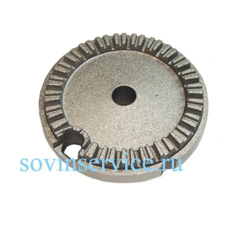3540137027 - Рассекатель, средний 6.7 к газовым плитам AEG, Electrolux, Zanusii, Ikea