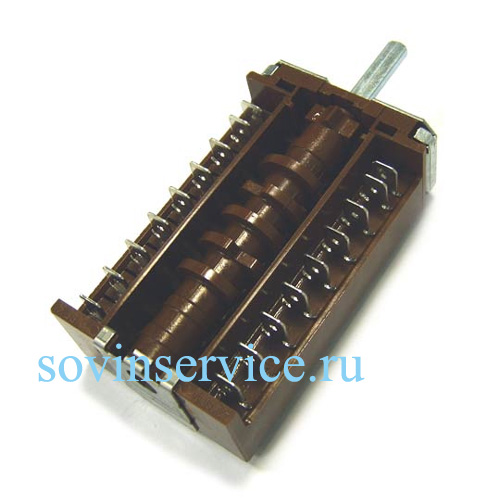 3570285027 - Переключатель духовки плит Electrolux