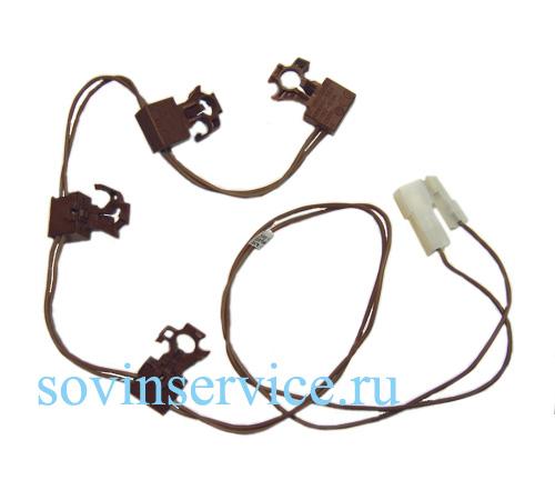 3570492169 - Кнопочный переключатель к газовым варочным поверхностям Electrolux, Zanussi, AEG