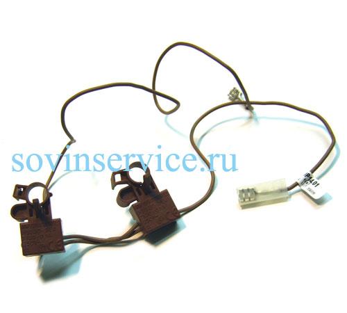 3570515571 - Контактная группа к варочным поверхностям AEG, Electrolux, Zanussi, Ikea
