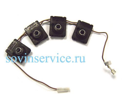3570586077 - Контактная группа к плитам AEG и Zanussi