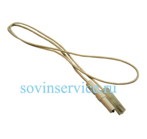 3570698047 - Наконечник электроподжига L=400 мм к газовым варочным поверхностям Electrolux, AEG, Zanussi, Ikea