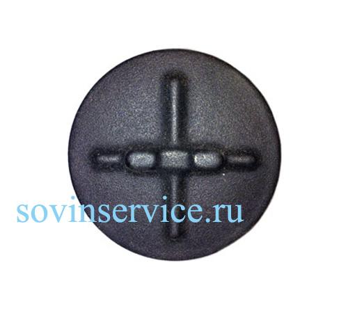 3577256062 - Крышка конфорки - рассекатель к газовым плитам Zanussi