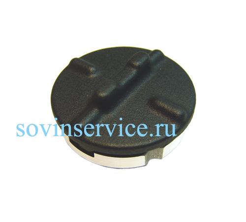 3577327046 - Крышка конфорки с рассекателем 5.2см к газовым поверхностям AEG, Electrolux, Zanussi, Ikea