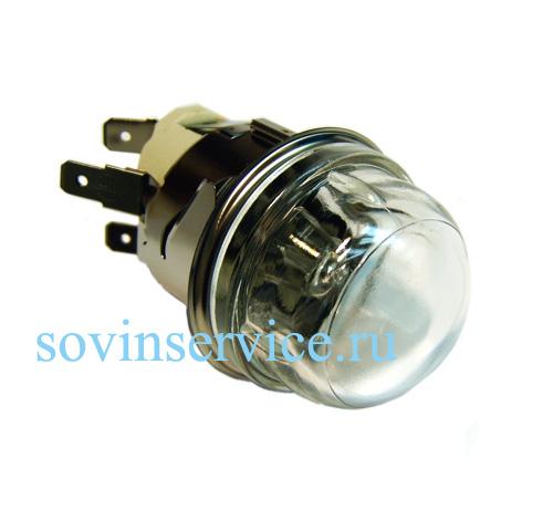 3578842019 - Лампа галогеновая в сборе с патроном G9 230V к духовым шкафам Electrolux, AEG, Zanussi, Ikea