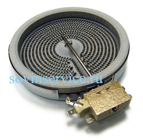 3740635218 - Элемент нагревательный (конфорка) 140мм;1,2кВт,230V к электроплитам AEG, Electrolux, Zanussi
