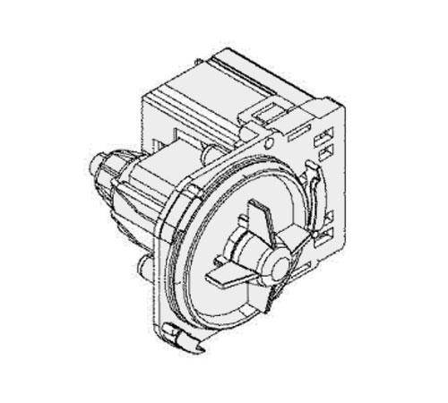 3792418208 - Насос сливной к стиральным машинам Electrolux, AEG, Zanussi, Ikea
