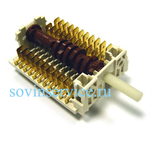 3872528009 - Перключатель режимов электроплиты AEG